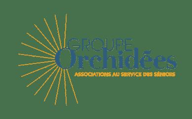 Logo groupe orchidées