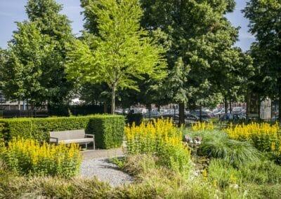 Résidence de standing pour séniors les orchidées Tourcoing